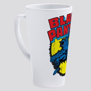 Black Panther Comic 17 oz Latte Mug