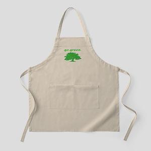 Go Green BBQ Apron