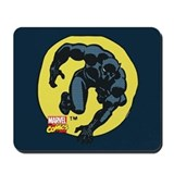 Marvel black panther Mouse Pads