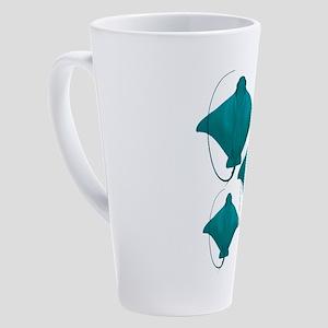 BY THREE 17 oz Latte Mug