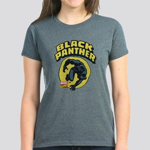 Black Panther Comic Logo Women's Classic T-Shirt