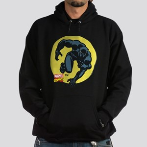 Black Panther Crawl Hoodie (dark)