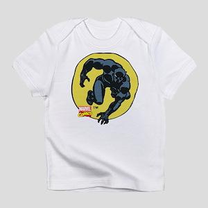 Black Panther Crawl Infant T-Shirt