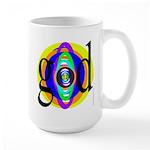225.god..? Large Mug