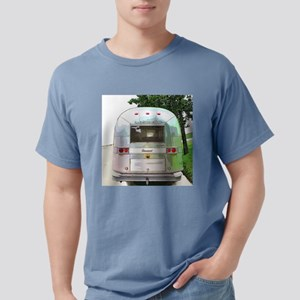 Vintage Airstream Pillow T-Shirt