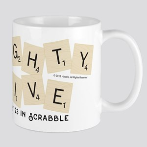 Scrabble Eighty Five Only 23 11 oz Ceramic Mug