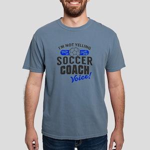 Soccer Coach Voice T-Shirt