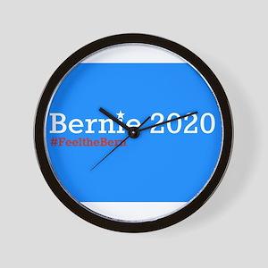 Bernie 2020 Wall Clock