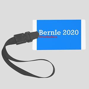 Bernie 2020 Large Luggage Tag