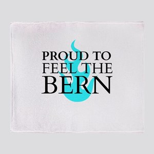 Proud to . . . Throw Blanket