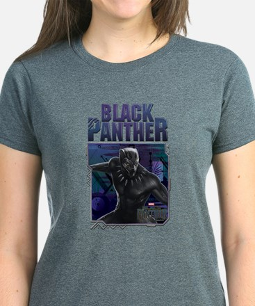 Black Panther Title Tee
