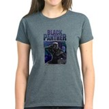 Marvel black panther Women's Dark T-Shirt
