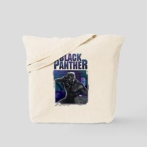 Black Panther Title Tote Bag