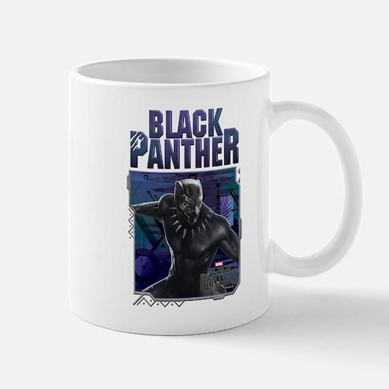 Black Panther Title Mug