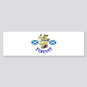 Spirit Of Scotland. Bumper Sticker
