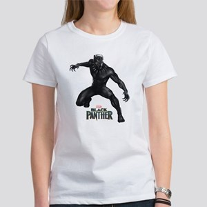 Black Panther Pose Women's Classic T-Shirt
