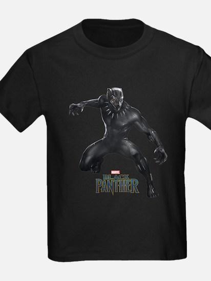 Black Panther Pose T