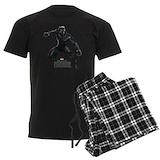 Black panther Men's Dark Pajamas