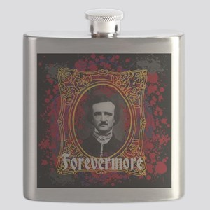 Poe Forevermore Flask