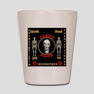 Zombie Board Shot Glass