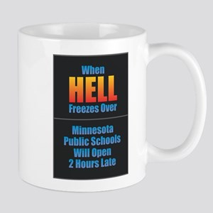 Hell Freezes - Minnesota Mugs