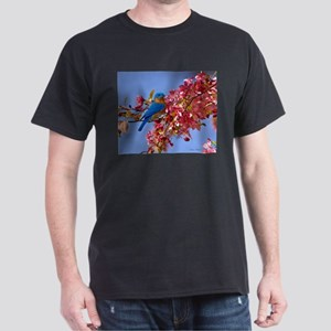 Bluebird in Blossoms Women's Light T-Shirt