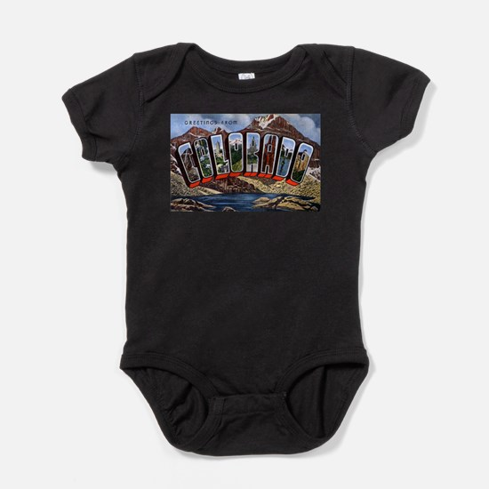 Colorado Greetings Infant Bodysuit Body Suit