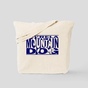 Hidden Estrela Mountain Dog Tote Bag