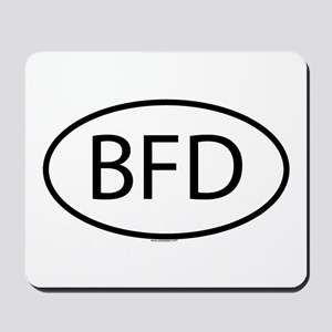 BFD Mousepad