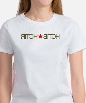 Women's T-Shirt - Ritch bitch