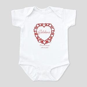 Golden True Infant Bodysuit