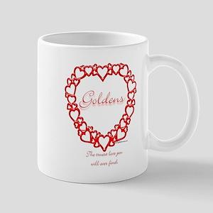 Golden True Mug