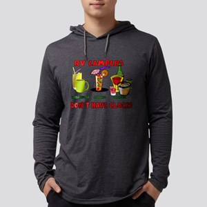 RV CAMPERS Long Sleeve T-Shirt