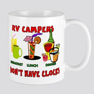 RV CAMPERS Mugs