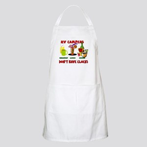 RV CAMPERS Light Apron