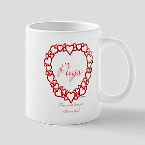 Pug True Mug