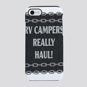 rv campers iPhone 8/7 Tough Case