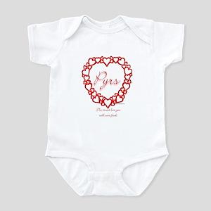 Pyr True Infant Bodysuit