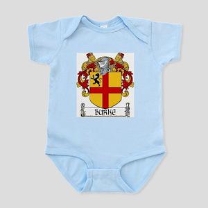Burke Coat of Arms Infant Bodysuit