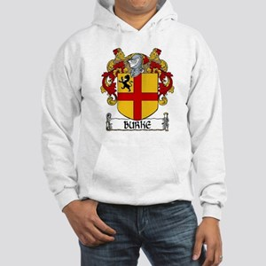 Burke Coat of Arms Hooded Sweatshirt
