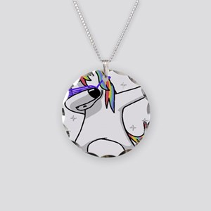 unicorn dabbing Necklace