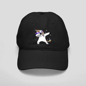 unicorn dabbing Baseball Hat