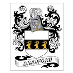 Bradford Coat of Arms Small Poster