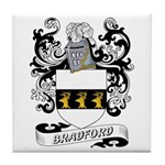 Bradford Coat of Arms Tile Coaster
