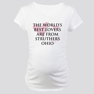 Struthers Lovers Maternity T-Shirt