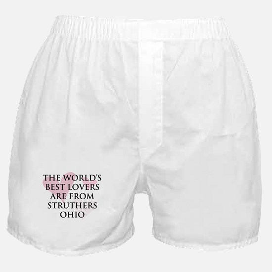 Struthers Lovers Boxer Shorts