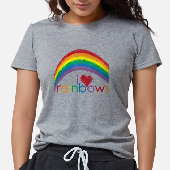 I Love Rainbows T-Shirt
