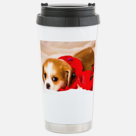 Unique Beaglier Travel Mug