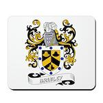 Brinley Coat of Arms Mousepad