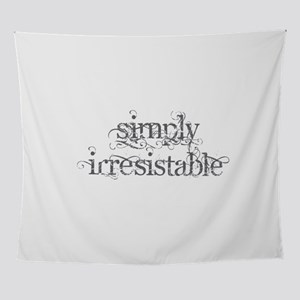 Simply Irresistable Wall Tapestry